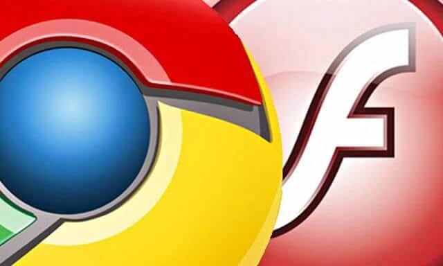 Chrome - браузер off поддержка flash