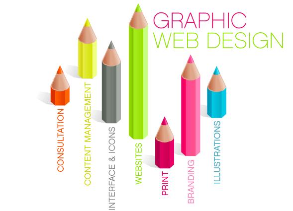Web design services - дизайн сайтов и бренд-бук