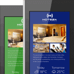 hoteza - системы для отелей, управление ТВ